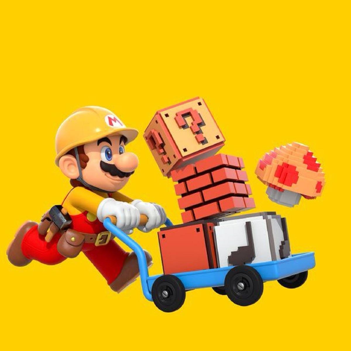 Super Mario Maker – 2 Dudes and a NES